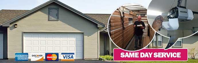 Garage door service Pacific Palisades CA
